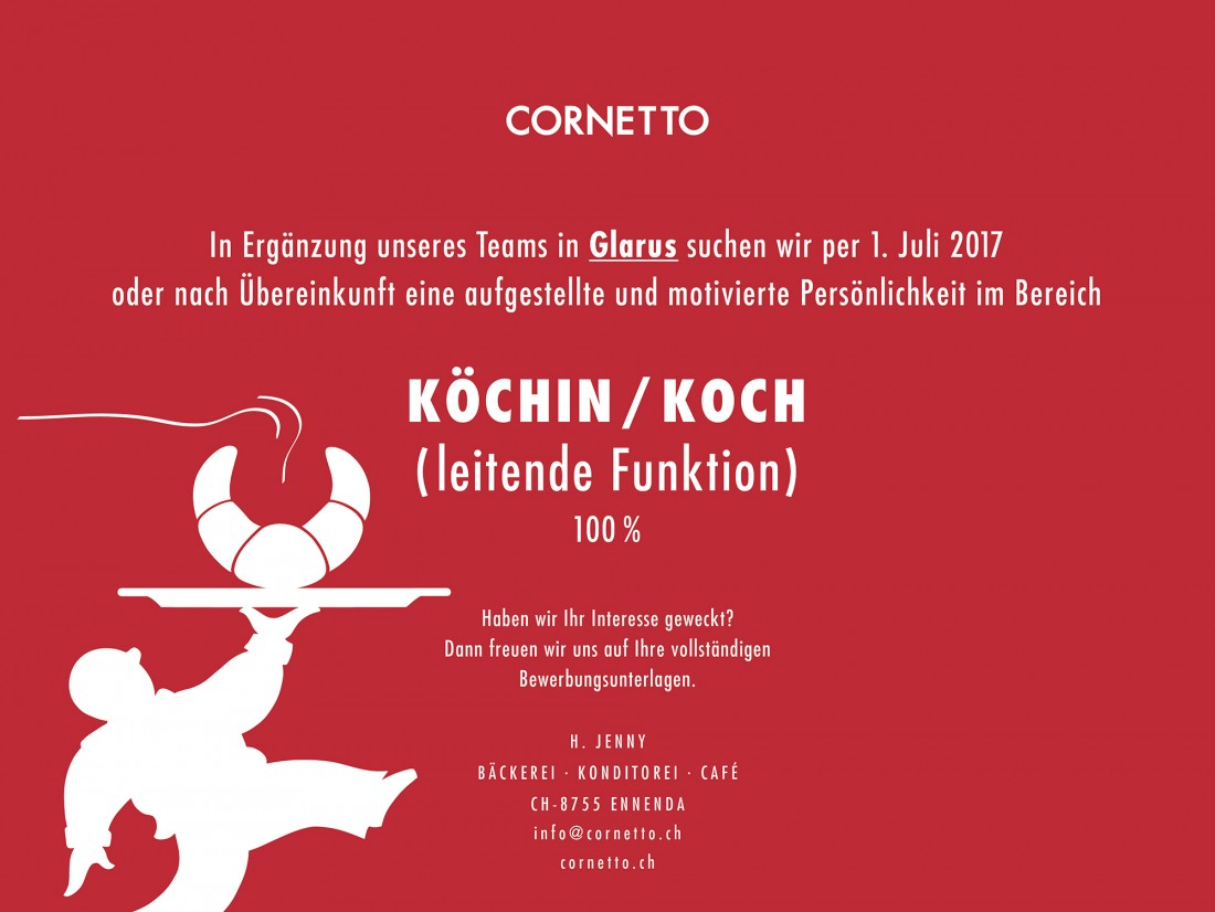 170327_Cornetto-Stelleninserat_Koch100%_Glarus_FB
