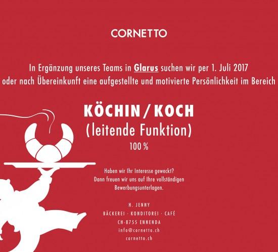 170327_Cornetto-Stelleninserat_Koch100%_Glarus_FB